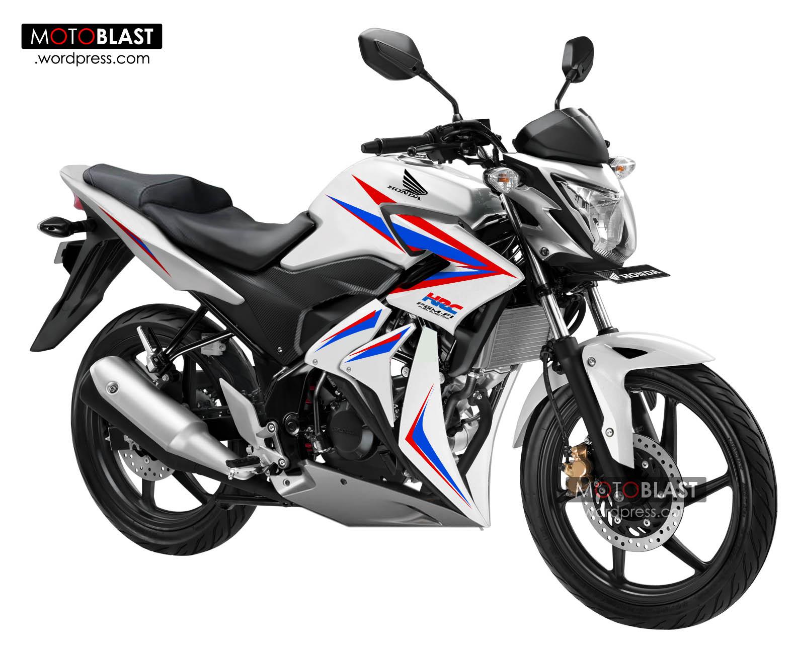 cb150r-white-modif-single-seat-undercowl-dan-half-fairing-striping-fireblade