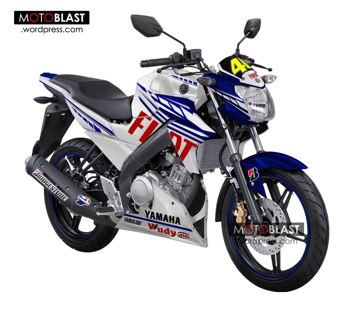 Variasi Motor Yamaha Vixion 2013 referensi