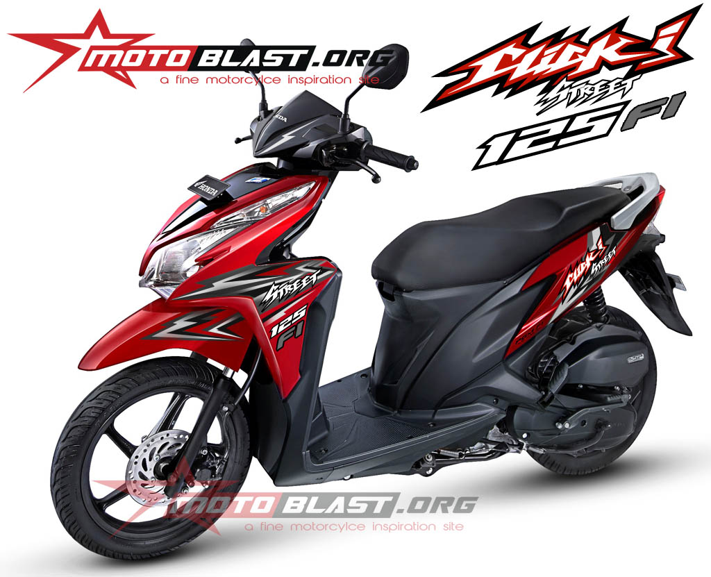 Download 68 modif stiker vario 125 merah terlengkap