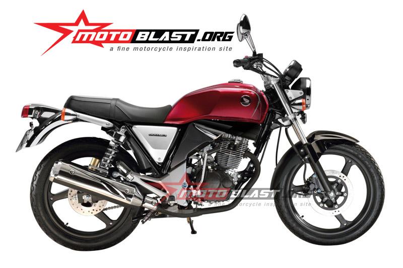 tiger 2011 retro cb style - 2