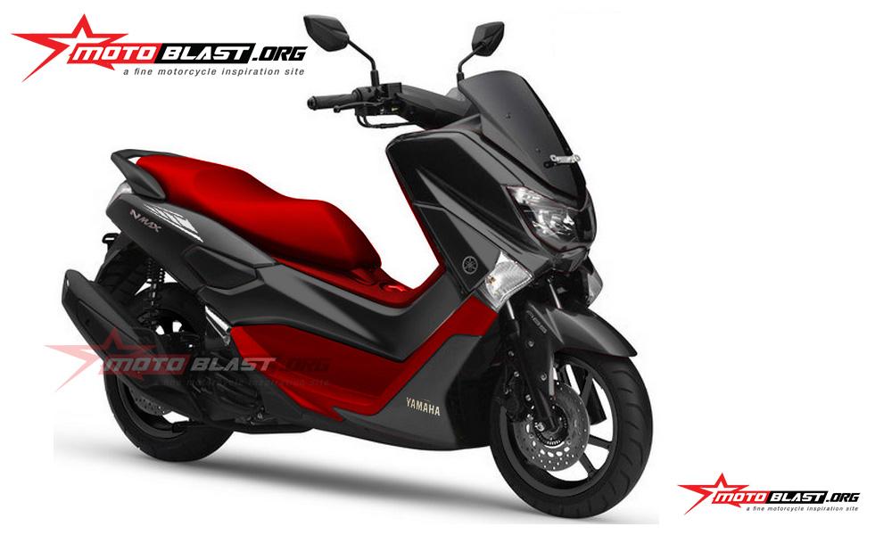 Modifikasi Motor Honda Pcx 150 >> Modif Yamaha NMAX dengan berbagai varian warna menarik!!sporty & elegan version! | MOTOBLAST