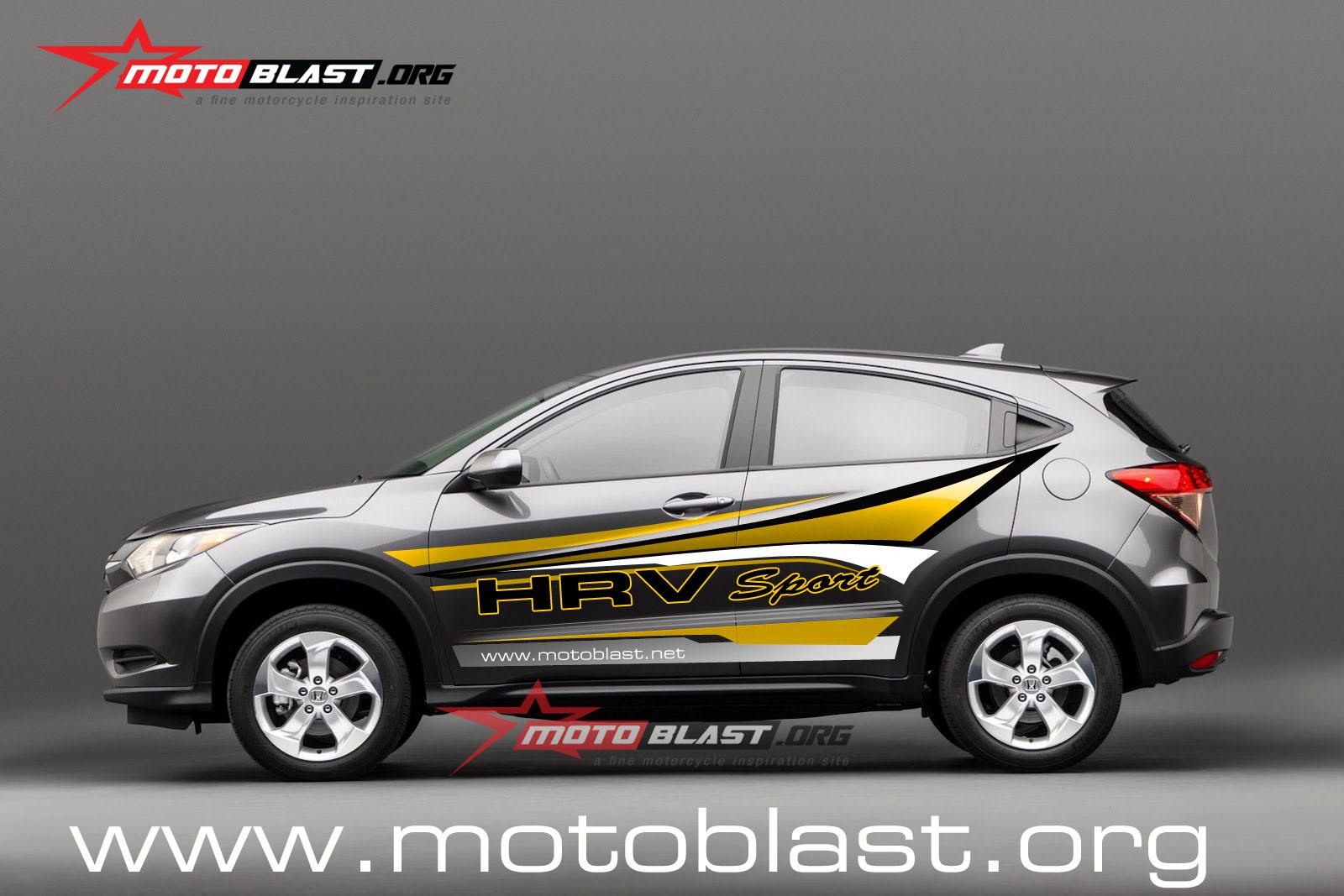 hot car series grafis modif striping mobil honda hrv silver hrv sport juos gandoss motoblast. Black Bedroom Furniture Sets. Home Design Ideas