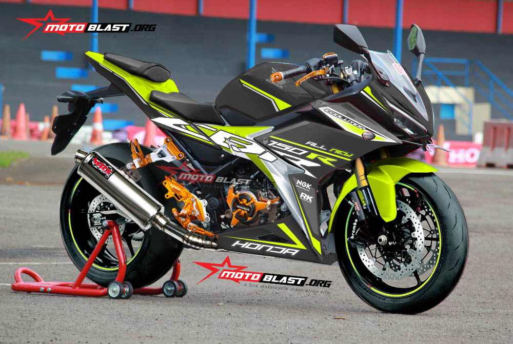 HOT Lima Modifikasi Super untuk All New CBR150R 2016, AWAS JANGAN DI