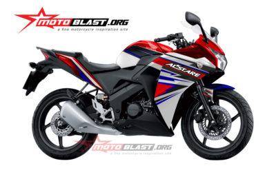Graphic Kit Honda CBR150R Thailand