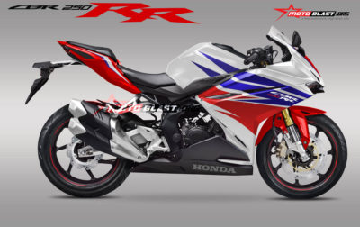 Modifikasi Honda All New CBR250RR versi RWB