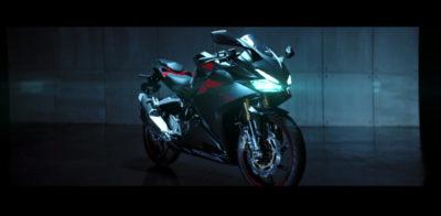 Video dan Detail Foto Honda CBR250RR