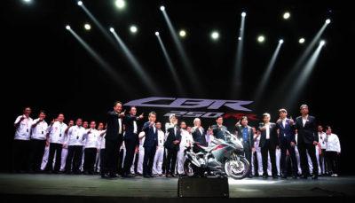 Press Release : Perdana di Dunia, AHM Hadirkan All New Honda CBR250RR