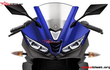 Sketsa Render Wajah All New R15 Facelift!! berikut bocoran nya masbro…Ganteng tenann!!