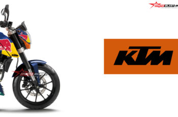 Perdana Modifikasi striping KTM Duke 200 Redbull Motogp