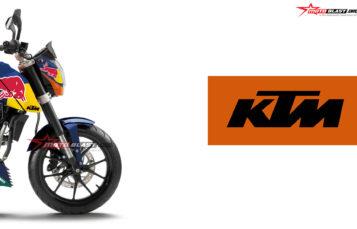 Perdana Modifikasi striping KTM Duke 200 Redbull Motogp