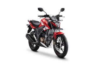 Honda New CB150R ada 2 varian striping terbaru 2016 – ada Racing Red!! Kereeen