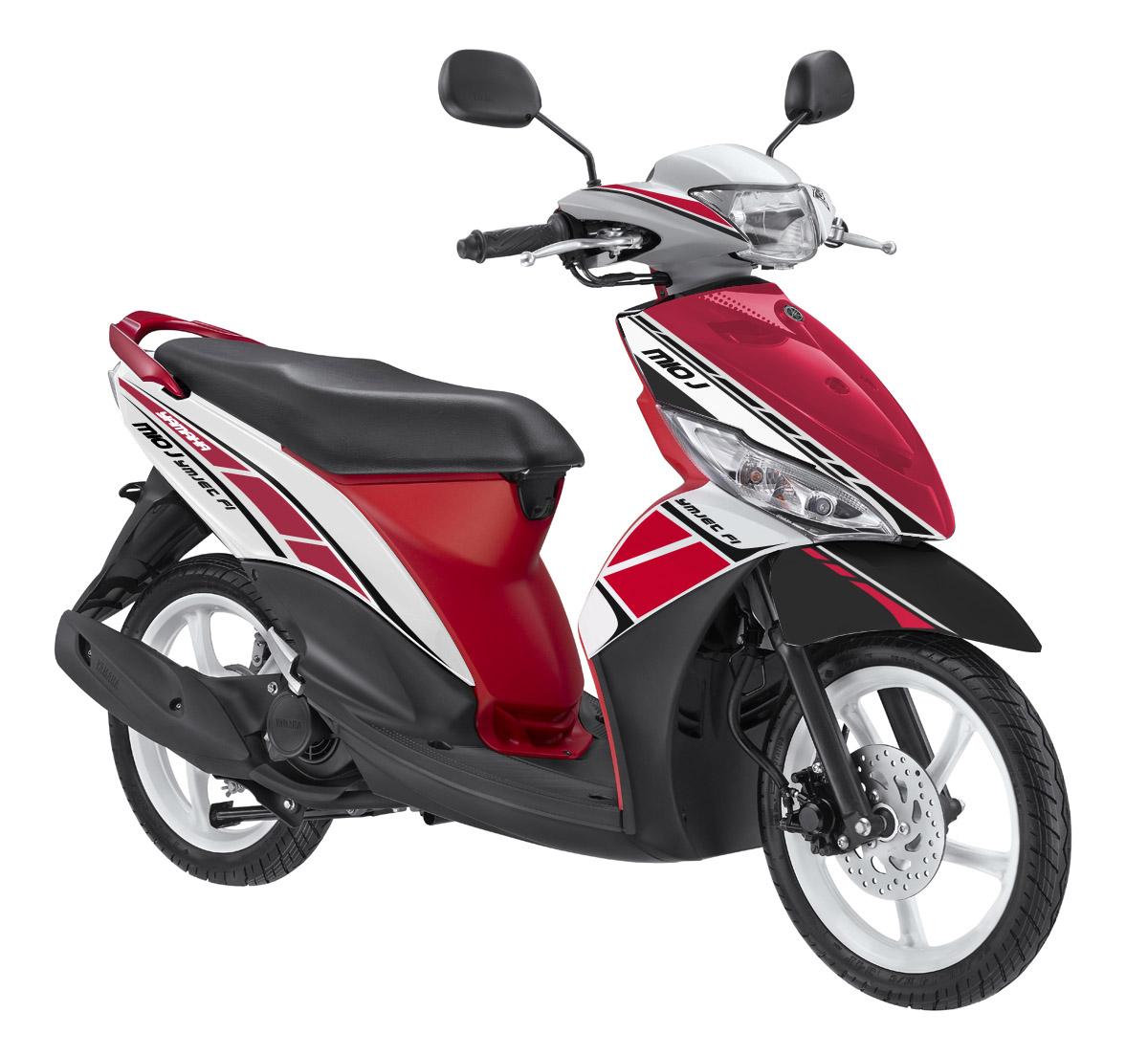 Modifikasi striping Yamaha Mio J 60th Anniversary New