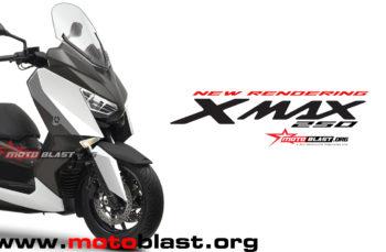 New Rendering Yamaha XMAX 250 Indonesia ! Sangarrr