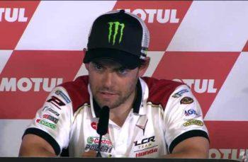 """Opini Pedas Crutchlow """"Ducati ingin Garansi juara dunia pilih marquez, bukan lorenzo""""!"""