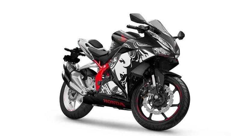 Honda CBR250RR Special Edition The Art Of Kabuki Resmi Di Rilis Di GIIAS Han