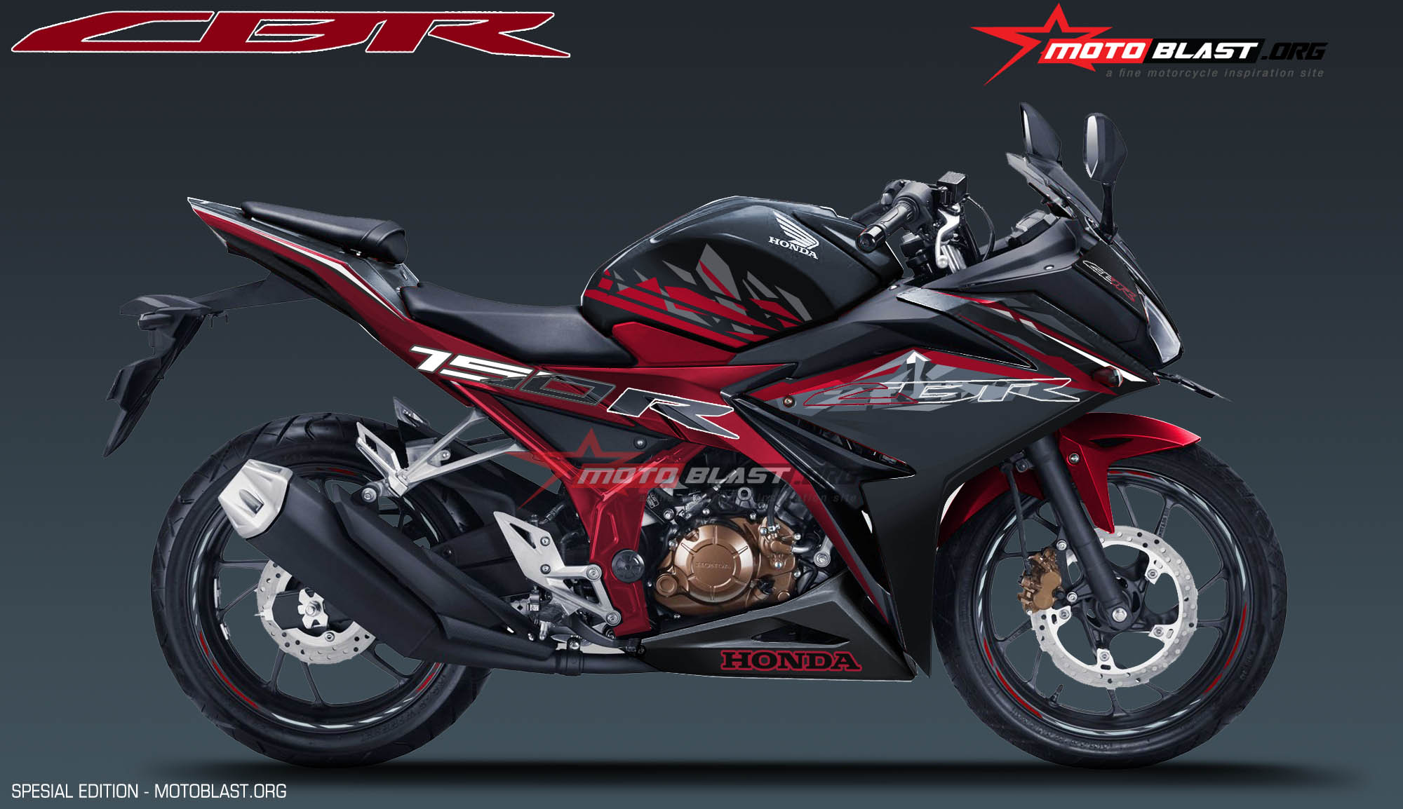 Download Koleksi 93 Modifikasi Motor Cb150r Spesial Edition Terbaru