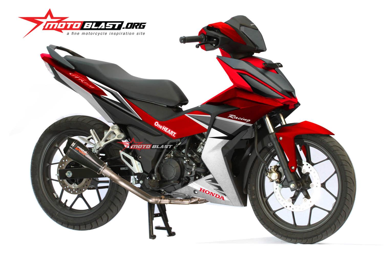 Download Kumpulan 78 Modifikasi Motor Honda Supra X Terlengkap